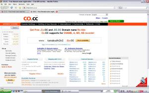 Membuat redirect url wordpress.com ke co.cc