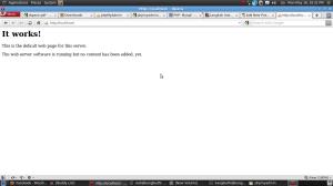 Problem atau masalah yang terjadi ketika instalasi phpmyadmin