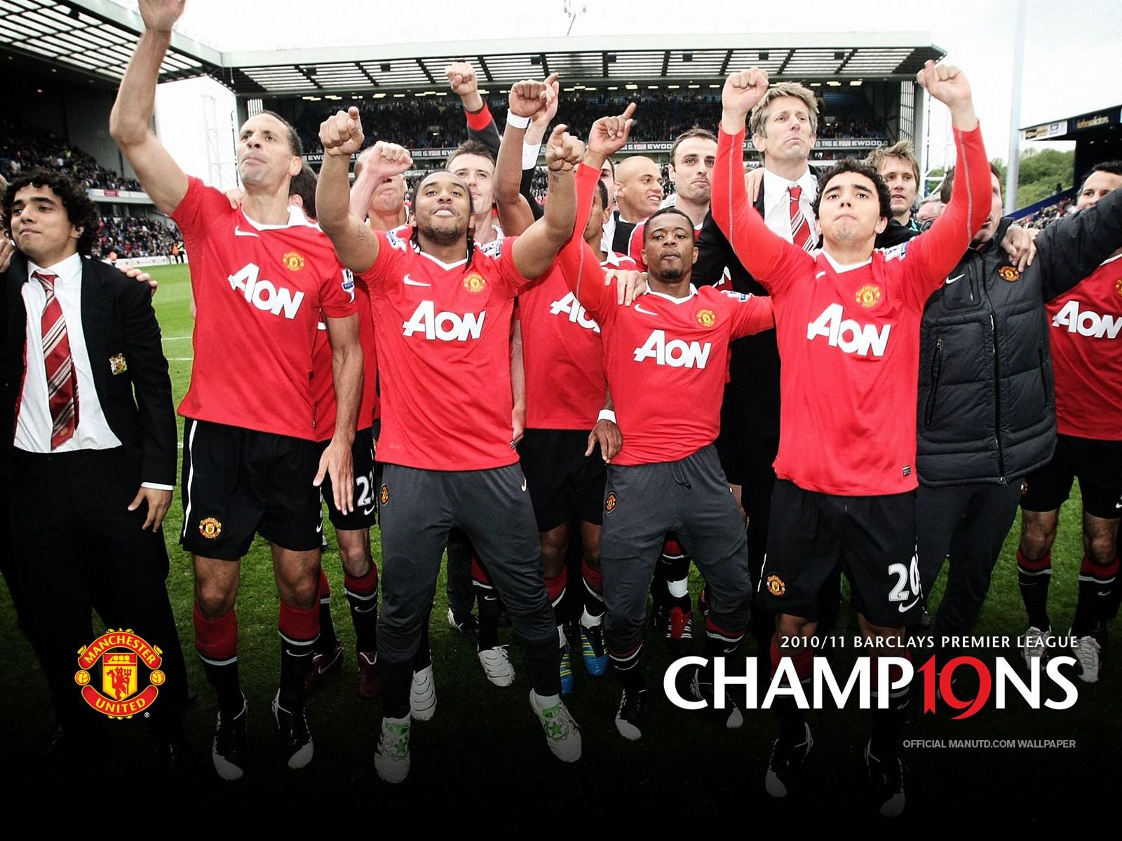 Profil Manchester United