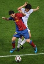 Park Diyakini Bisa Meredam Messi